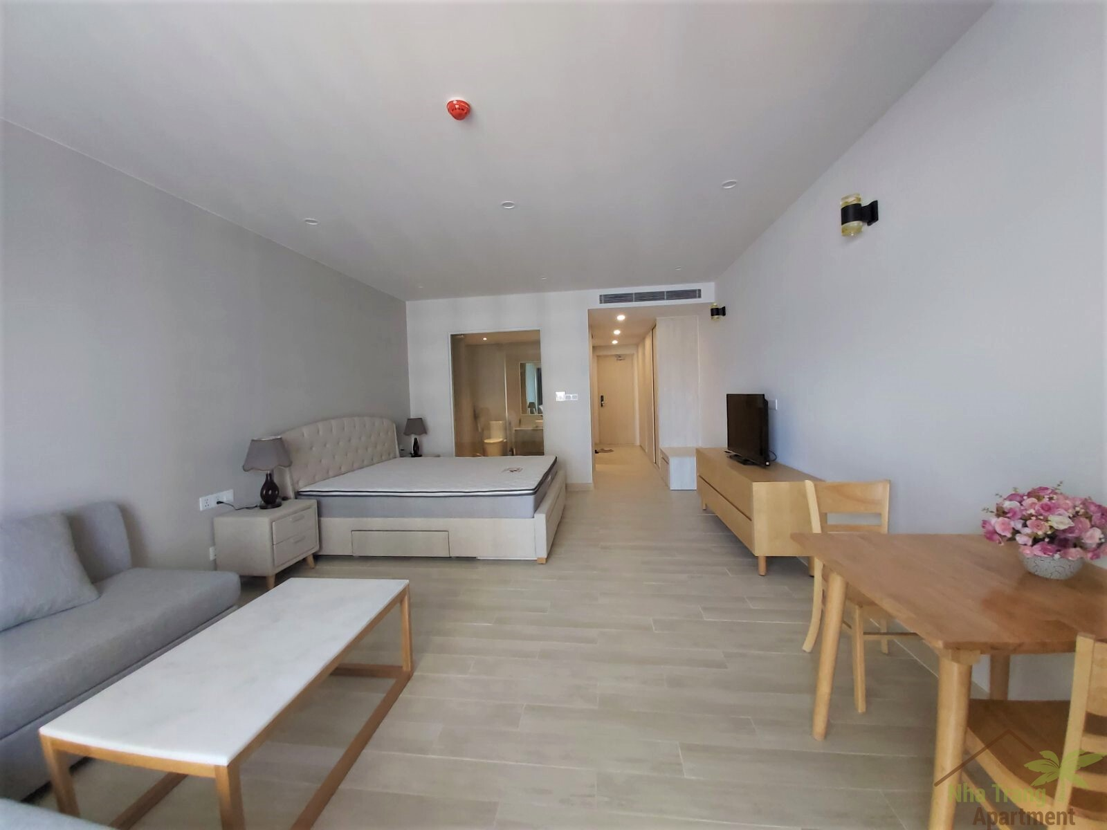 Studio apartment for rent in Gold Coast A423 - Nha Trang ...